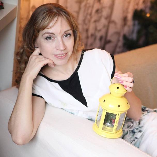 Наталья Ломыкина